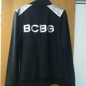 BCBGMaxAzria Pants - Bcbg large studded tracksuit Nwt
